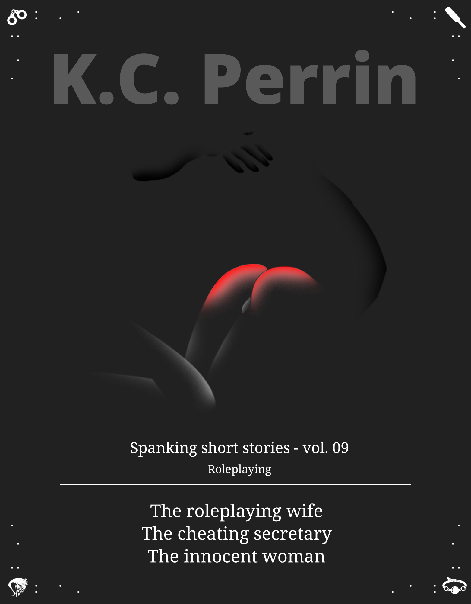 Spanking short stories- vol. 9